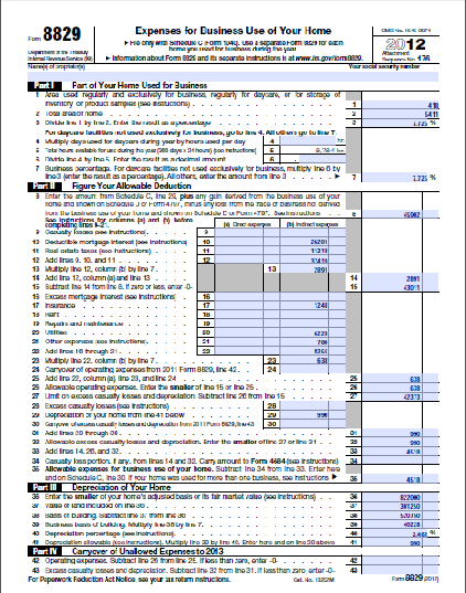Schedule C Form2...2013 Schedule A Instructions Irs